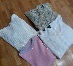 4 džempera H&M snizenje 899
