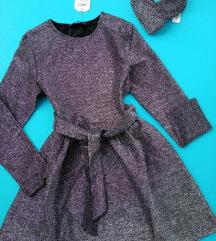 Nova Teranova haljina sa trakom 8-9