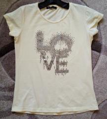 Majica ženska LOVE vel S/M