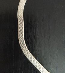 Srebrna ogrlica predivna