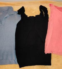 SNIŽENO tri bluze za 550 din