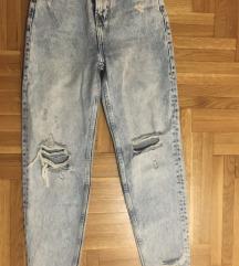 Bershka mom jeans nove 32