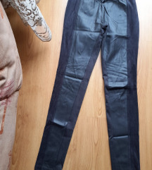 Kožne pantalone 38