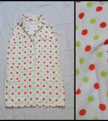 Vintage forotirska haljina bez rukava 44