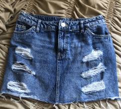Teksas suknja xs