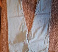 Pull&Bear tirkizne pantalone