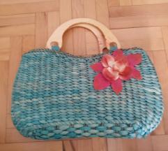 Letnja pletena torba