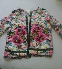 Tanka cvetna jaknica
