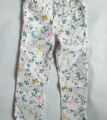 H&M prolecne pantalonice vel 122 NOVE