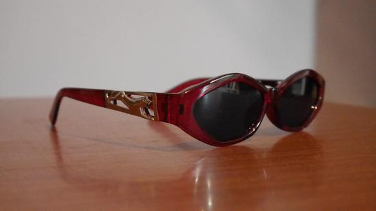 Ruž bordo crvene naočare za sunce trendy unisex