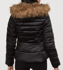 H&M jakna sa kapuljačom vel S NOVO sa etiketom