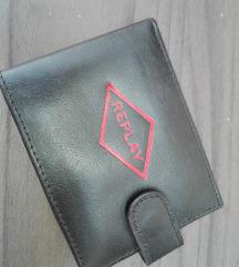 Replay manji novčanik