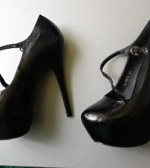 Crne cipele, NEKORISCENE 37, POŠTARINA GRATIS!!