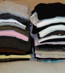 Paket garderobe 30 kom 1000 din