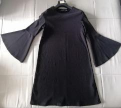 Berska haljina sa šišmiš rukavima