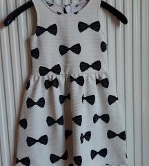 H&M haljina za devojcice 122/128  SNIZENO
