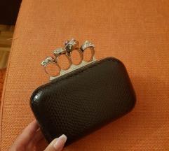 Crna klac torbica
