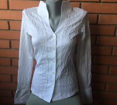 AZZARO bela košulja