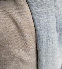 Bež i Sivi džemper