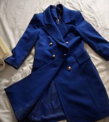 Noix kraljevskoplava haljina/ sako, vel. 36