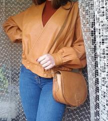 MIRJANA MARIĆ kožna jakna 🧡