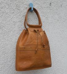 Retro kožna torba Dubrovnik