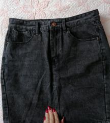 Teksas suknja 36