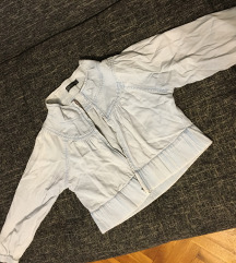 Kratka teksas jakna