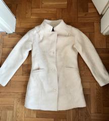 Bež-beli kaputić AKCIJA
