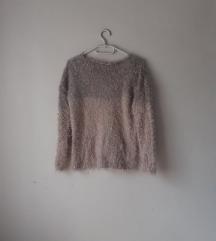Čupavi džemper S/M/L