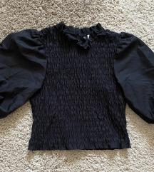H&M bluza puf rukavi