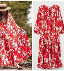 H&M x Johanna Ortiz haljina vel S