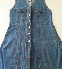 Teksas mini haljina M/L