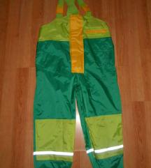 Pantalone za kisu,blato zelene vel.8
