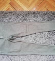 HM maslinaste pantalone