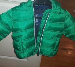 Zimska jakna za dete