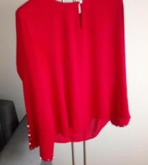 Crvena bluza SNIZENO !!!