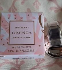 Bulgari Omnia Crystalline parfem, original