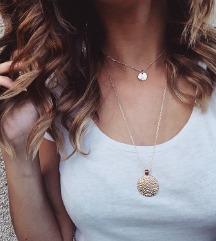 Iluro rose gold ogrlica