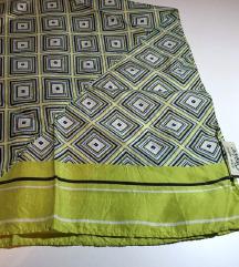 900 ešarpa svila