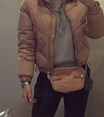 Bershka  puffer xs - s- jakna