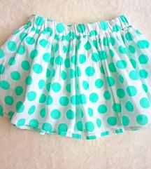 Suknja za devojčice
