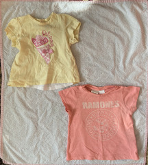 Majice za bebi devojcice