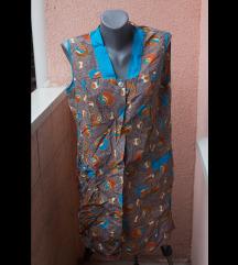Vintage haljina-kecelja iz šezdesetih