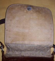 LV kozna torba  kamilje koze