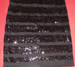 Tally Weijl crna suknja