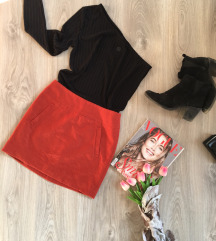 H&M zimska suknja