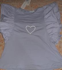 prelepa lila majica novo snizeno