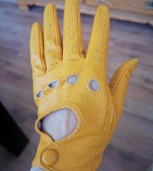 Nove rukavice od prave koze s/m