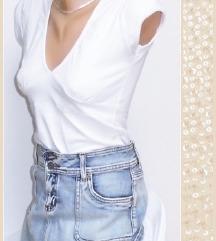 2.1.3. Odlična teksas M mini suknja